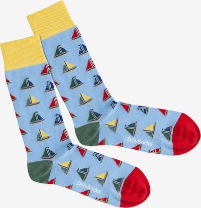 DillySocks Socken 'Friendship' in mischfarben, Produktansicht