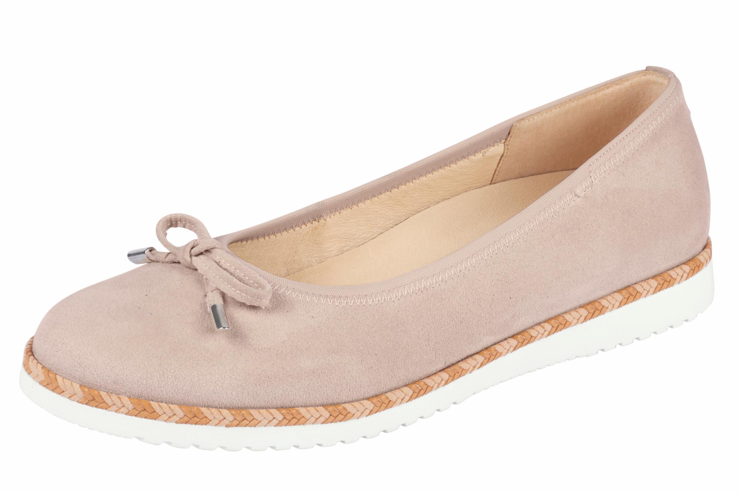 GABOR Comfort Ballerina Verschleißfeste billige Schuhe