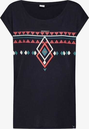 Iriedaily Shirt 'Hopi Tee' in schwarz, Produktansicht