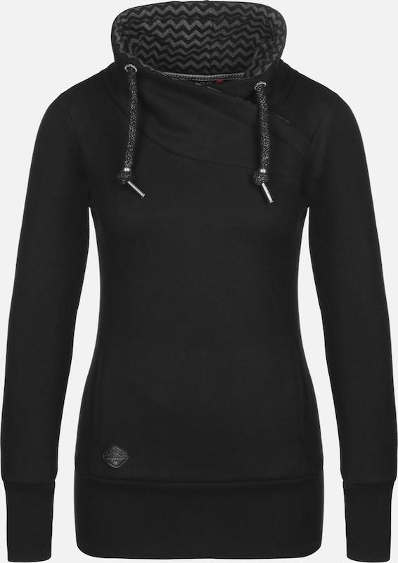 a3bb768d8194d0 Ragwear Sweatshirt Sweatshirt Sweatshirt  Neska  in schwarz Neuer  Aktionsrabatt 125d9c