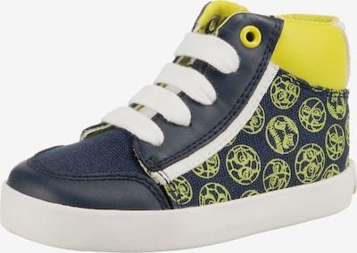 GEOX Sneaker in blau / mischfarben, Produktansicht