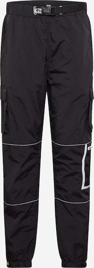 FILA Wind Pants 'UBA' in schwarz, Produktansicht