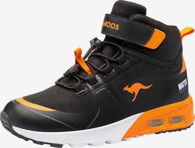 KangaROOS Sneaker 'KX-Hydro' in orange / schwarz / weiß, Produktansicht