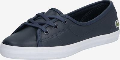 LACOSTE Sneaker 'ZIANE' in navy / weiß, Produktansicht