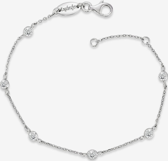 Engelsrufer Silberarmband 'Little Magic' in silber, Produktansicht