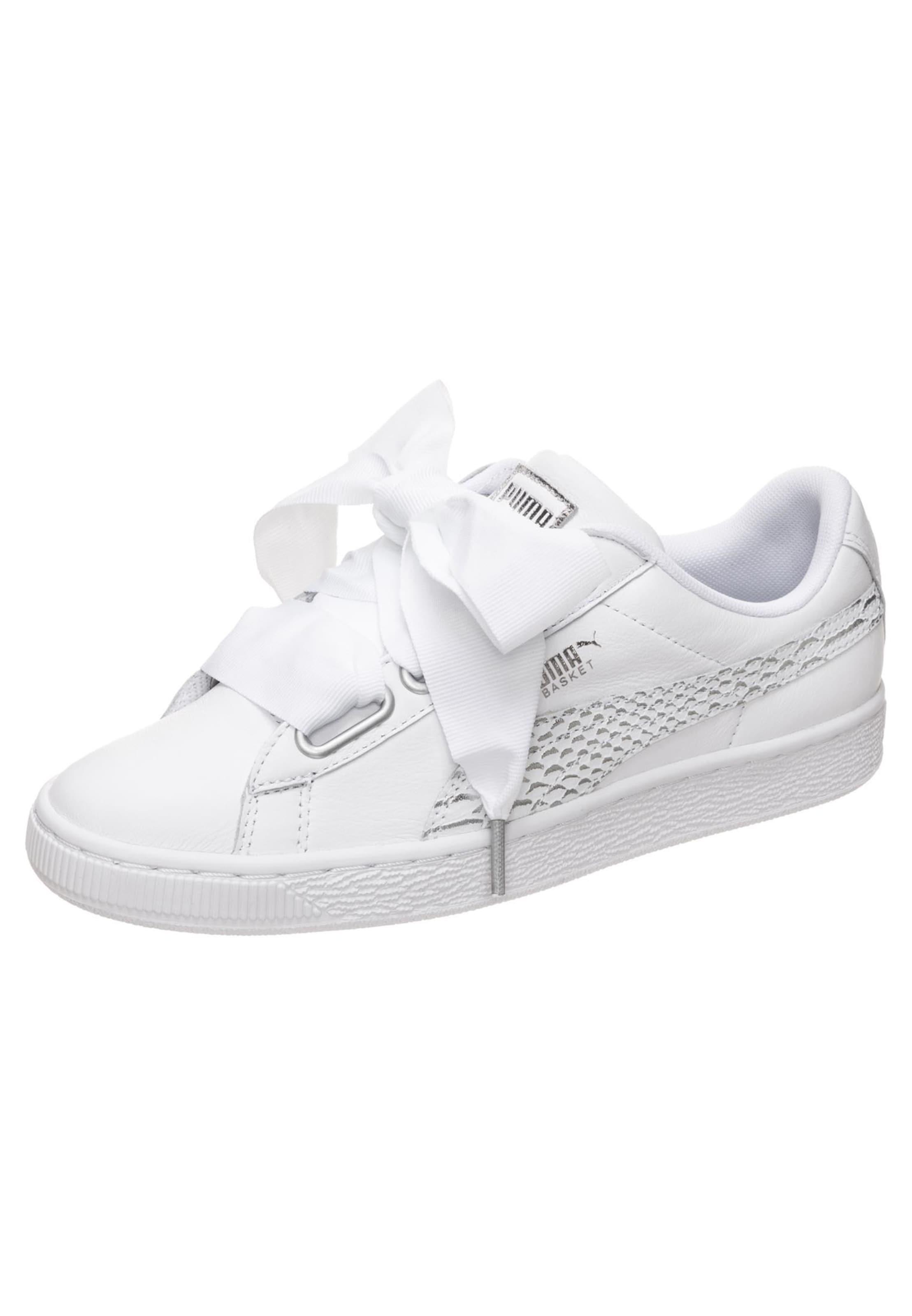 PUMA Sneaker  Basket Heart Oceanaire