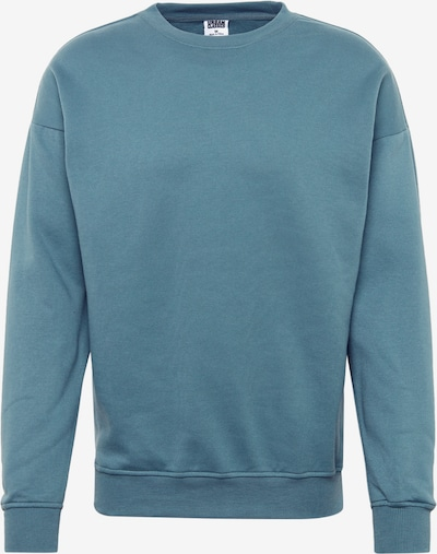 Urban Classics Sweatshirt 'Basic Crewneck' in de kleur Smoky blue, Productweergave