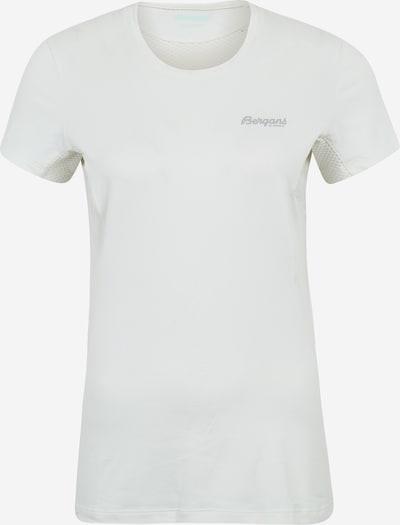 Bergans T-Shirt 'Fløyen W Tee' in weiß, Produktansicht