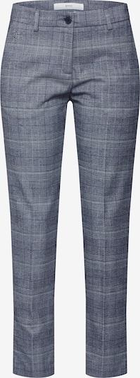 BRAX Pantalon chino 'Maron' en noir: Vue de face