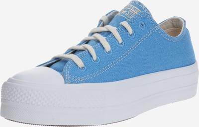 CONVERSE Sneaker 'CTAS LIFT OX' in blau / weiß, Produktansicht