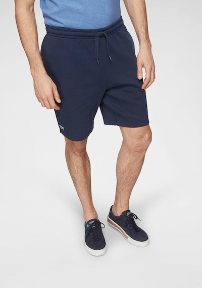 Lacoste Sport Shorts in navy: Frontalansicht