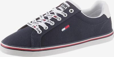 Tommy Jeans Zapatillas deportivas bajas 'HAZEL 1D' en navy / rojo / blanco, Vista del producto
