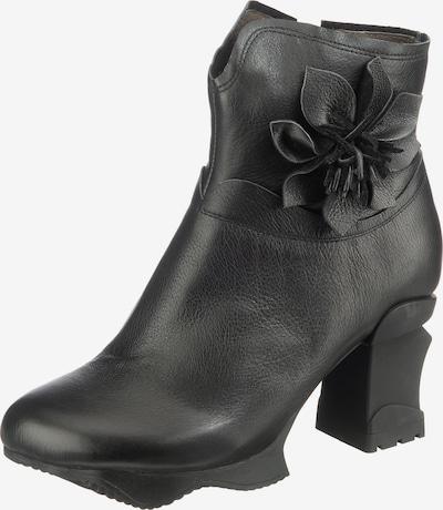 Laura Vita Stiefelette 'Arcmanceo' in schwarz, Produktansicht
