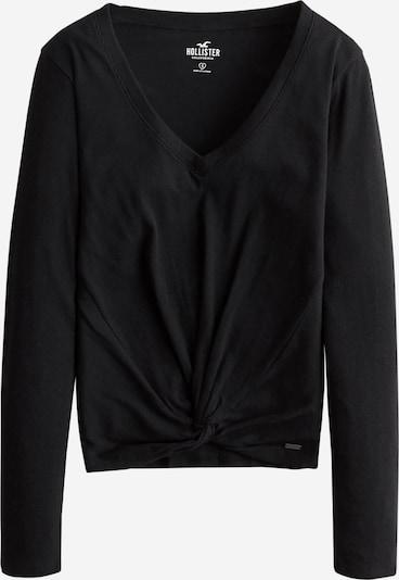HOLLISTER Shirt 'LETTUCE' in schwarz, Produktansicht