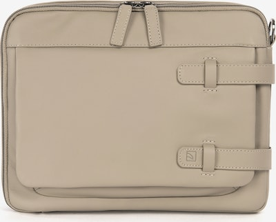 TUCANO Tablettasche 'Leather shoulder bag 10 inch' in beige, Produktansicht