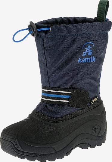Kamik Boots 'INVADEGTX' in de kleur Blauw / Zwart, Productweergave