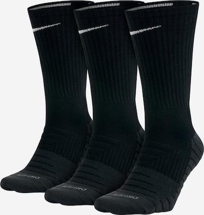 NIKE Sportovní ponožky - černá, Produkt