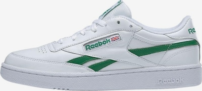 Reebok Classic Sneaker in grün / weiß, Produktansicht