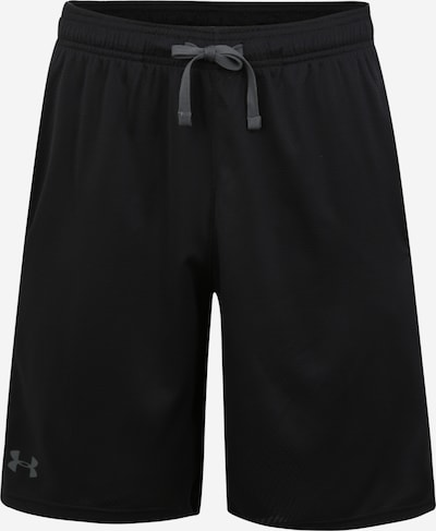 UNDER ARMOUR Shorts in schwarz, Produktansicht