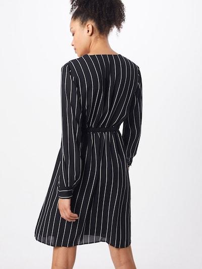 Suknelė 'DANIELLA' iš SELECTED FEMME , spalva - kremo / juoda: Vaizdas iš galinės pusės