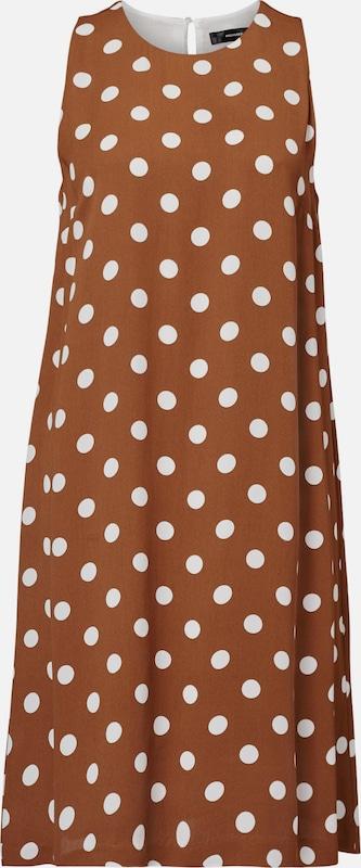 HALLHUBER Tupfenkleid Tupfenkleid Tupfenkleid in braun  Mode neue Kleidung 7a91c5