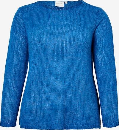Junarose Trui in de kleur Blauw, Productweergave
