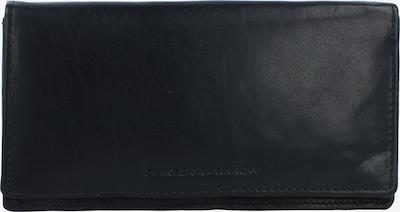 Spikes & Sparrow Geldbörse in schwarz, Produktansicht