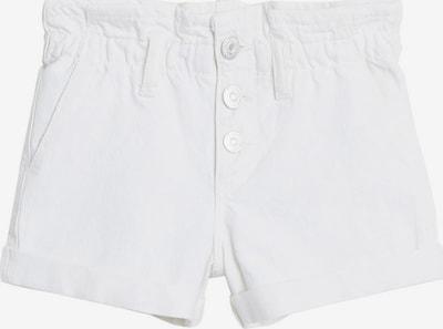 MANGO KIDS Jeans 'GALA' in de kleur Wit, Productweergave