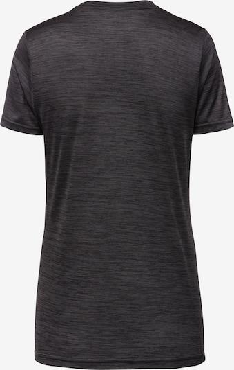 ENDURANCE Shirt 'Bayna' in schwarzmeliert, Produktansicht