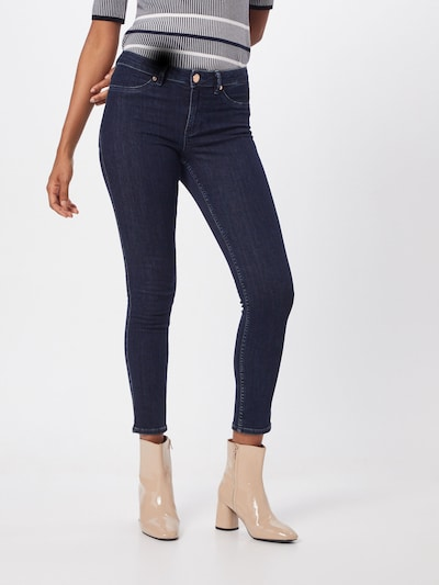 2NDDAY Jeans 'Jolie Cropped Felex' in blue denim, Modelansicht