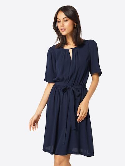 minimum Kleid in navy, Modelansicht