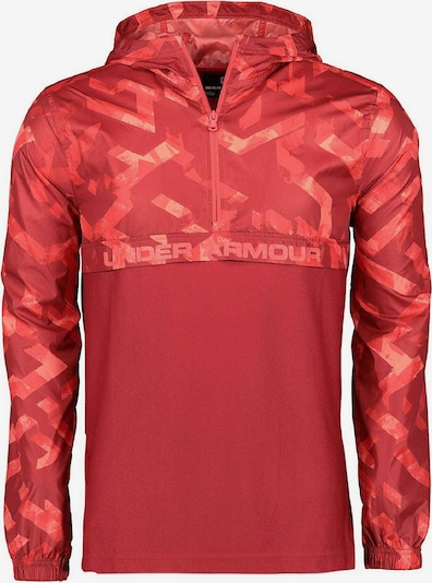 UNDER ARMOUR Sweatshirt 'Sportstyle' in rot, Produktansicht