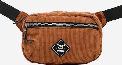 Iriedaily Pojasna torbica 'Dock 44' u karamela / crna / bijela, Pregled proizvoda
