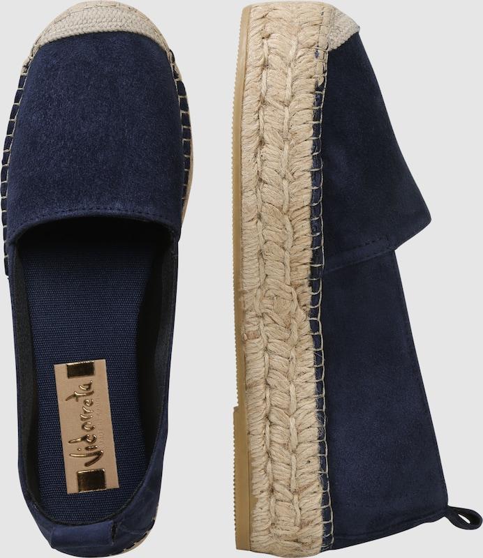Vidorreta Espadrilles mit Plateau Verschleißfeste billige Schuhe