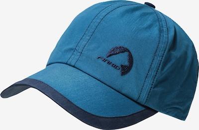 FINKID Cap mit UV-Schutz 50+ in blau, Produktansicht