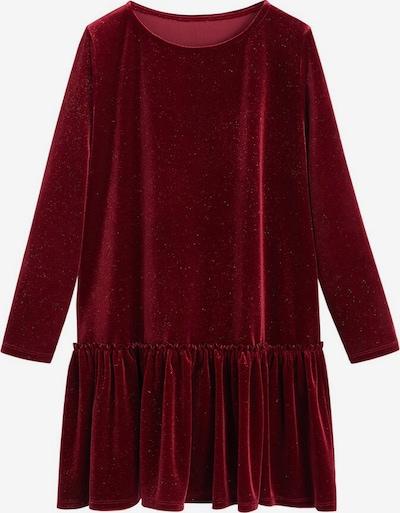 MANGO KIDS Kleid 'Noel5' in rubinrot, Produktansicht