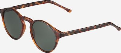 Komono Sonnenbrille 'Devon' in braun, Produktansicht