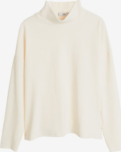 MANGO Bluzka sportowa 'SUDADERA PERCO' w kolorze kremowy / białym, Podgląd produktu