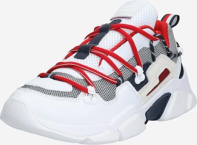 TOMMY HILFIGER Sneaker 'CITY VOYAGER CHUNKY' in grau / schwarz / weiß, Produktansicht