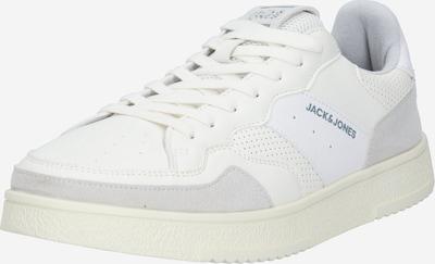 JACK & JONES Sneaker 'CARAS COMBO' in grau / weiß, Produktansicht
