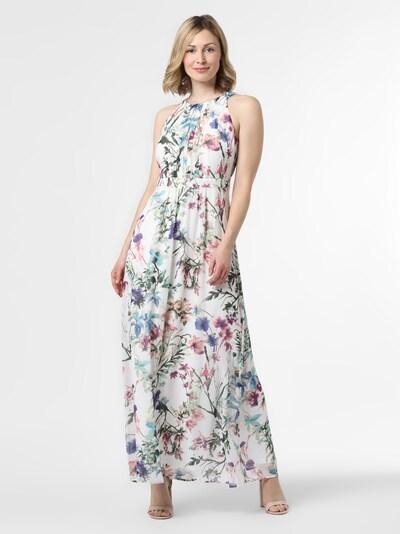 Marie Lund Abendkleid in mischfarben, Modelansicht