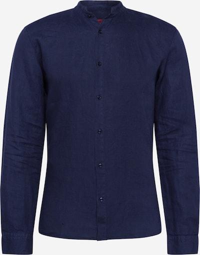 HUGO Hemd 'Elvorini' in blau, Produktansicht