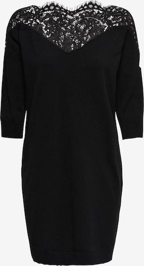 ONLY Strickkleid in schwarz, Produktansicht