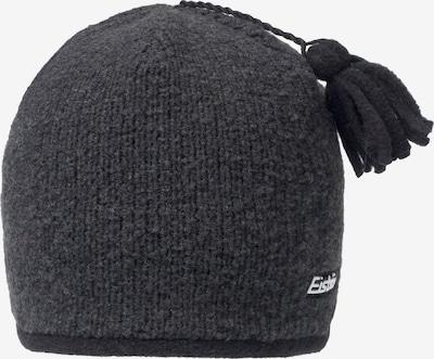 Eisbär Mütze 'Damp' in dunkelgrau, Produktansicht