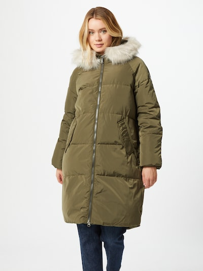 G.I.G.A. DX by killtec Manteau outdoor 'Ventoso' en olive: Vue de face