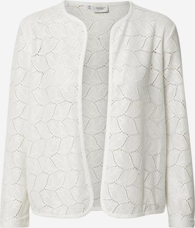 JACQUELINE de YONG Gebreid vest 'JDYTAG' in de kleur Offwhite, Productweergave