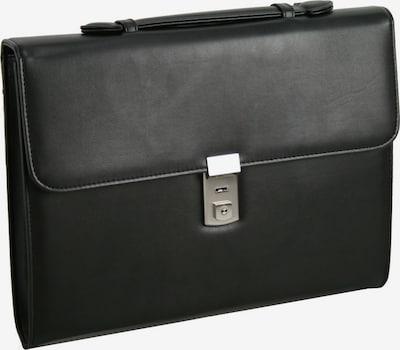D&N Konferenzmappe in schwarz, Produktansicht