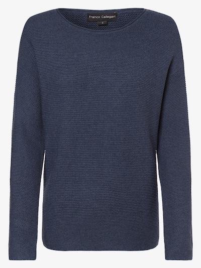 Franco Callegari Pullover in himmelblau, Produktansicht