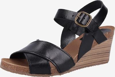 KICKERS Sandalen in schwarz, Produktansicht