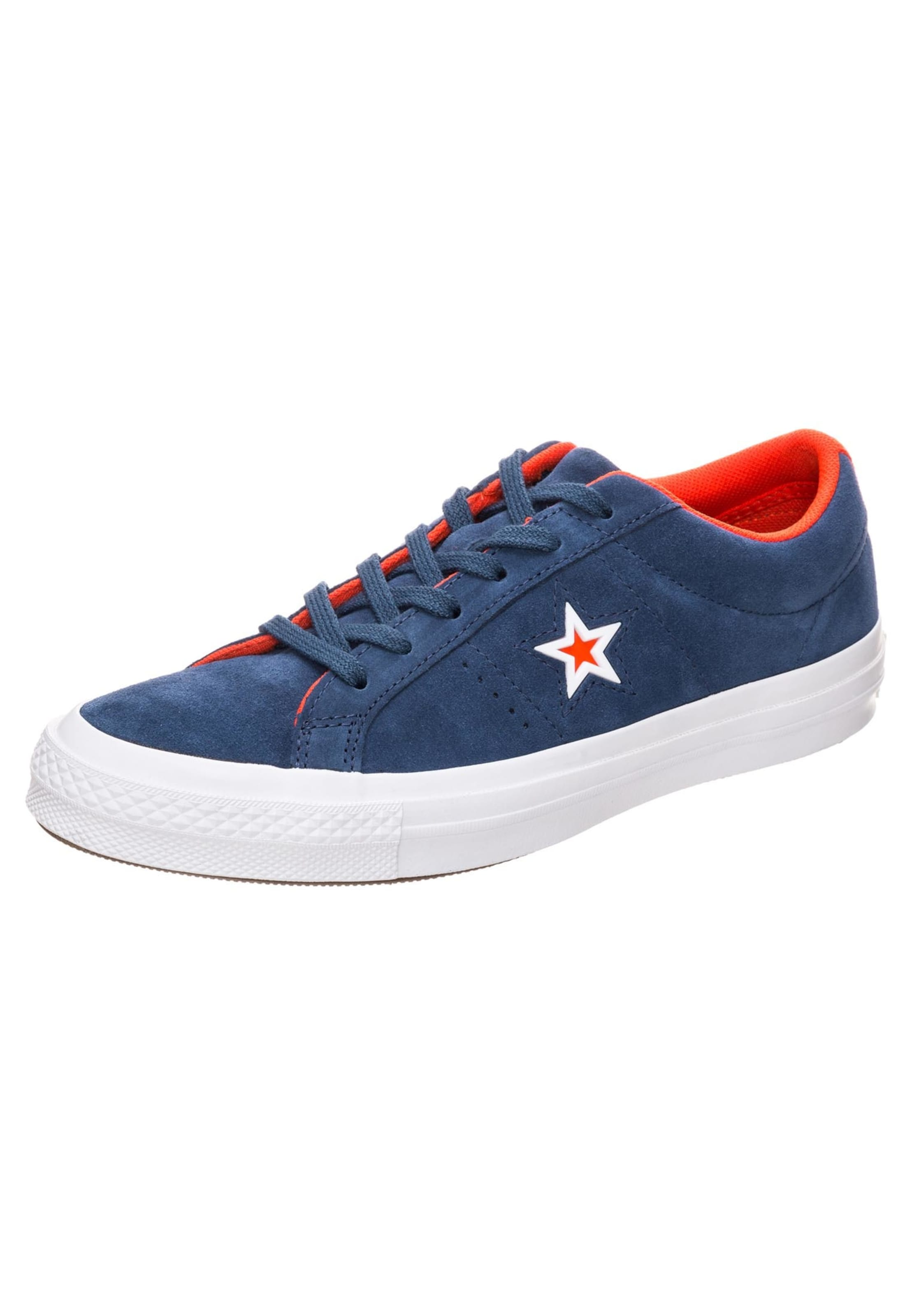 CONVERSE Sneaker  Cons One Star Suede Molded Ox